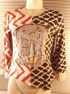 Custo Barcelona Size 3 Rare Baby Long Sleeve Shirt